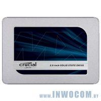 SSD Crucial 500Gb 2.5 SATA 6Gbps MX500 CT500MX500SSD1 RTL