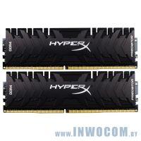 16GB DDR IV KiTof2 PC-25600 3200MHz Kingston HyperX Predator (HX432C16PB3K2/16) CL16