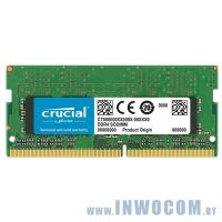 16Gb PC-21300 DDR4-2666 Crucial (CT16G4SFD8266) (SODIMM)