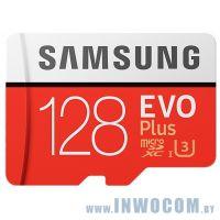 SDXC-micro Card 128Gb Samsung Class 10 MB-MC128GA/RU