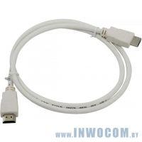 HDMI - HDMI 5bites (APC-005-010WH) (19M-19M) 1м ver1.4