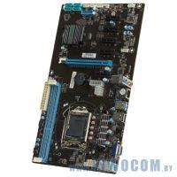 Esonic H81-BTC-KING плата для майнинга на 6+ GPU, 1xPCI-Ex16, 5xPCI-Ex1, RTL