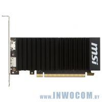 MSI GT1030 (GT 1030 2GHD4 LP OC) 2Gb DDR4 HDMI+DP RTL