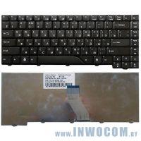 Клавиатура для ноутбуков серии Acer Aspire 4520 черная