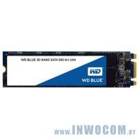 SSD WD Blue 500GB (WDS500G2B0B) (M.2, 3D TLC)