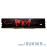 16Gb PC-24000 DDR4-3000 G.Skill Aegis (F4-3000C16S-16GISB) CL16 1.35V RTL
