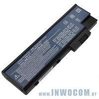 АКБ для ноутбуков Acer (QC236) 5600, 5602, 7110, 5620, 5670 черная 11.1V, 4400mAh
