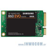 SSD Samsung MZ-M6E500BW 500GB 2.5 SATA-III