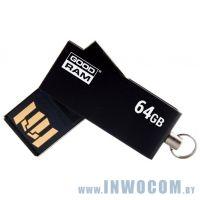 64Gb Goodram UCU2 (UCU2-0640K0R11) Black (USB2.0)