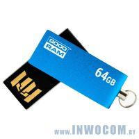 64Gb Goodram UCU2 (UCU2-0640B0R11) Blue (USB2.0)