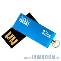 32Gb Goodram UCU2 (UCU2-0320B0R11) Blue (USB2.0)