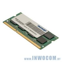 4Gb PC-12800 DDR3-1600 Patriot (PSD34G1600L81)