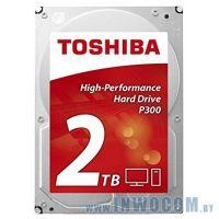 2000GB Toshiba HDWD120UZSVA (7200rpm, SATA3-600, 64Mb)