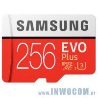 SDXC-micro Card 256Gb Samsung Class 10 MB-MC256GA/RU