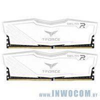16Gb KiTof2 PC-24000 DDR4-3000 Team T-Force Delta RGB (TF4D416G3000HC16CDC01)