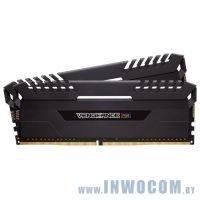 16GB DDR IV KiTof2 PC-24000 3000MHz Corsair Vengeance RGB (CMR16GX4M2C3000C15)
