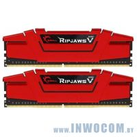 16Gb KiTof2 PC-28800 DDR4-3600 G.Skill Ripjaws V (F4-3600C19D-16GVRB) CL19 1.35V RTL