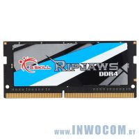 8Gb PC-19200 DDR4-2400 G.Skill Ripjaws (F4-2400C16S-8GRS) (SODIMM)
