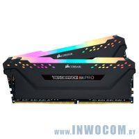 16Gb KiTof2 PC-24000 DDR4-3000 Corsair Vengeance RGB PRO (CMW16GX4M2C3000C15)