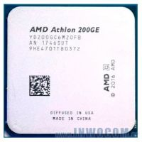 AMD Athlon 200GE (YD200GC6FBBOX) (BOX)