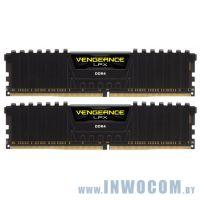 16GB DDR IV KiTof2 PC-24000 3000MHz Corsair Vengeance LPX (CMK16GX4M2D3000C16) RTL