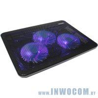 Подставка CROWN CMLC-1043T синяя подсветка