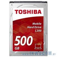 500Gb Toshiba L200 (HDWK105UZSVA) 5400rpm 8Mb