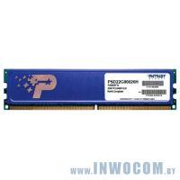 2Gb PC-6400 DDR2-800 Patriot PSD22G80026H
