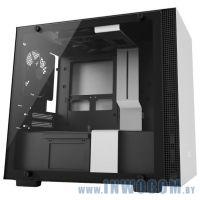 NZXT H200 CA-H200B-W1 черный/белый Без БП miniITX