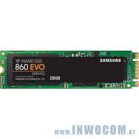 SSD Samsung  MZ-N6E250B 250Gb M.2 2280 B&M