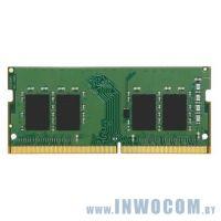 4Gb PC-21300 DDR4-2666 Kingston KVR26S19S6/4 (SODIMM)