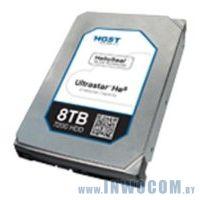 8000Gb HGST Ultrastar He8 7K2 128Mb (HUH728080AL4200) вскрытая упаковка