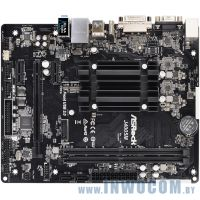 ASRock J4005M (Celeron J4005 SoC onboard) Dsub+DVI+HDMI GbLAN SATA MicroATX 2DDR4 RTL